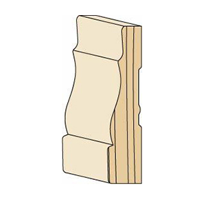 Hardwood Casing Moulding