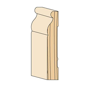 Hardwood Baseboard